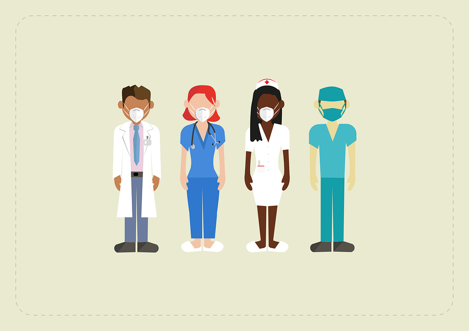 Mundurki medyczne dla pielęgniarek. Jak wybrać i jak nosić?